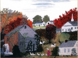 Bennington Museum Grandma Moses group tours