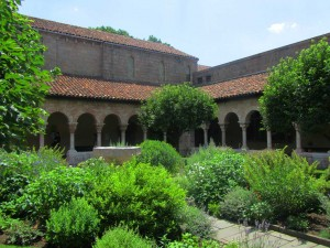 Cloisters Garden