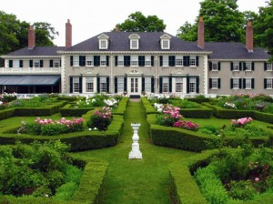 Hildene Vermont and New Hampshire group tours