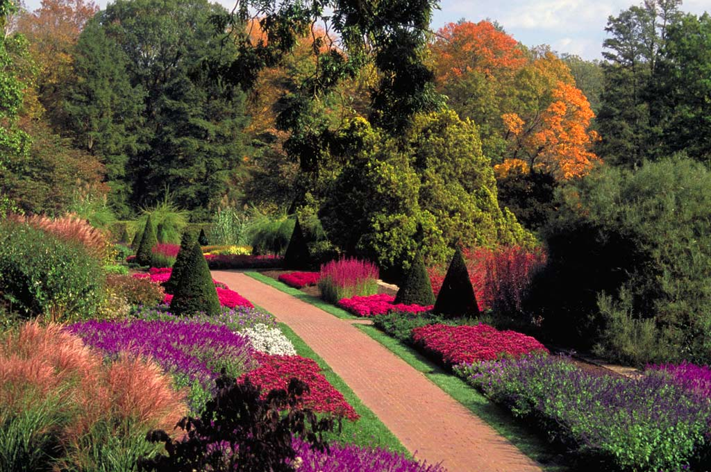 Longwood Gardens Brandywine Valley Group Tours Group