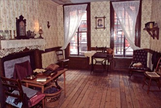 Lower Eastside Tenement Museum