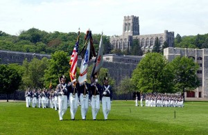 West Point Military Academy, Hudson Valley