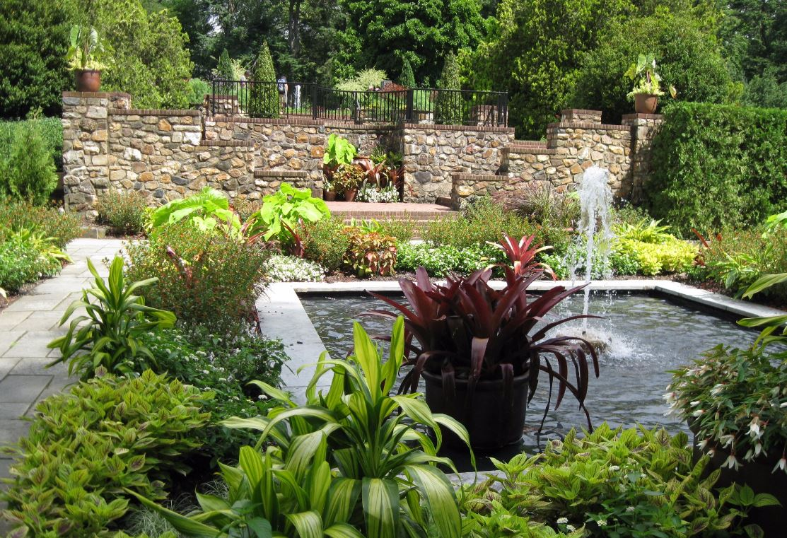 Longwood gardens group tours