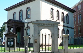 Touro Synagogue, Rhode Island