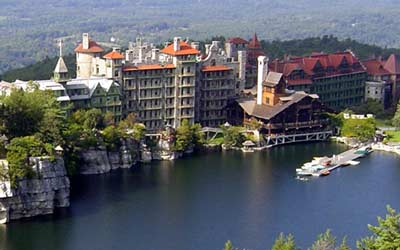 Mohonk Mountain House group tours