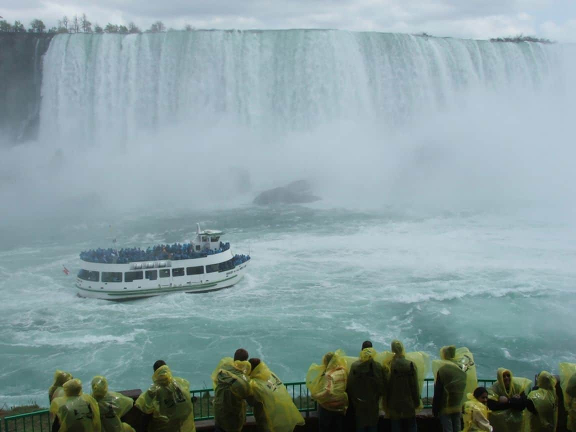 Maid of the Mist group tours