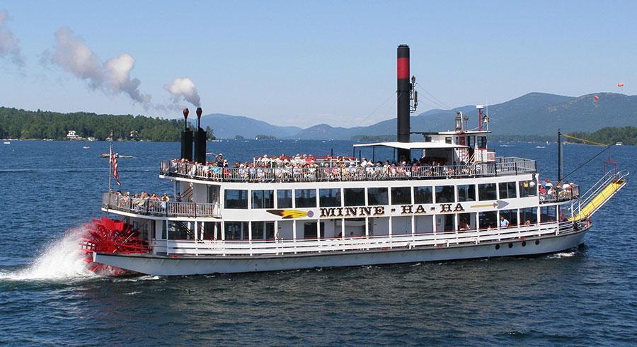 Lake George Ny Georgia O Keeffe To Rachael Ray Twin