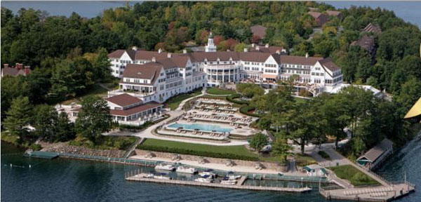 Sagamore Hotel group tours - Twin Travel Concepts