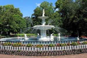 the-fountain-forsyth-park-savannah-group-tours