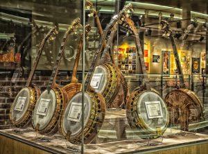 banjo museum Oklahoma Through Arkansas group tour