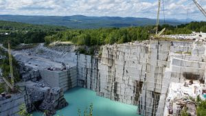 quarry Vermont and New Hampshire group tours