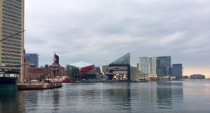 Baltimore Inner Harbor group tour