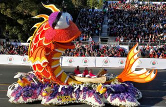 Rose Parade group tour